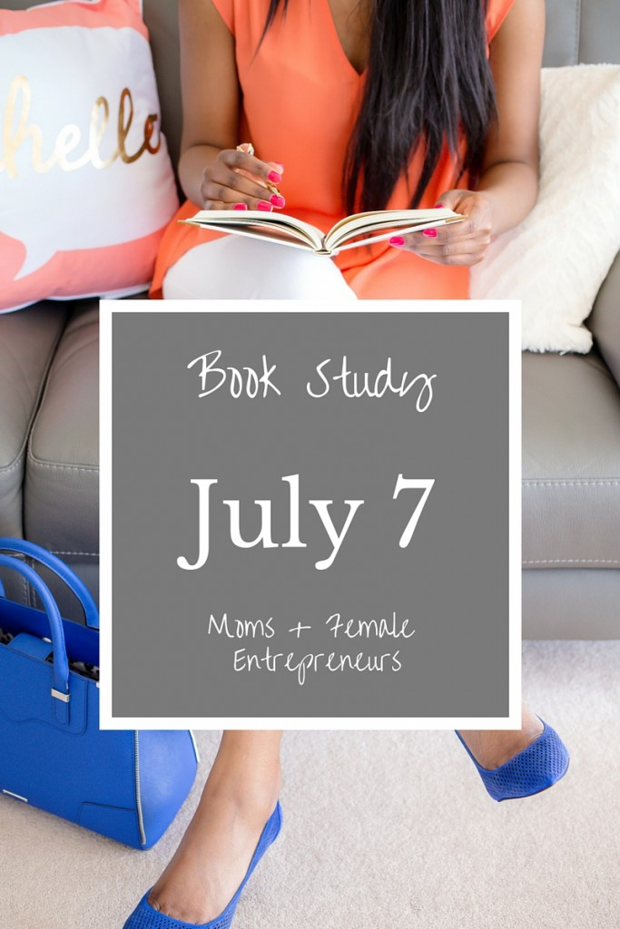book study, moms, business women, mommy moguls, business, female entrepreneurs