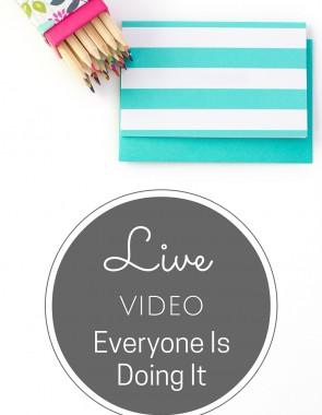 live video, bloggers, online, webinars, presentations, mommy moguls, business women